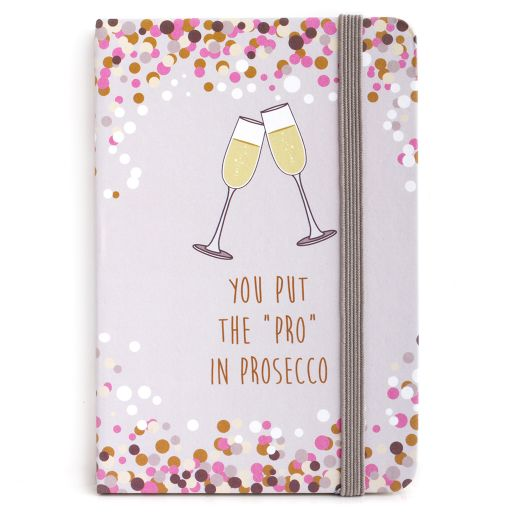 730041 - Notebook I saw this - Pro in Prosecco