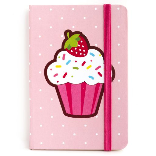Notebook I saw this - Cake