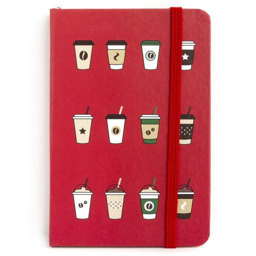 Notebook I saw this - Coffee