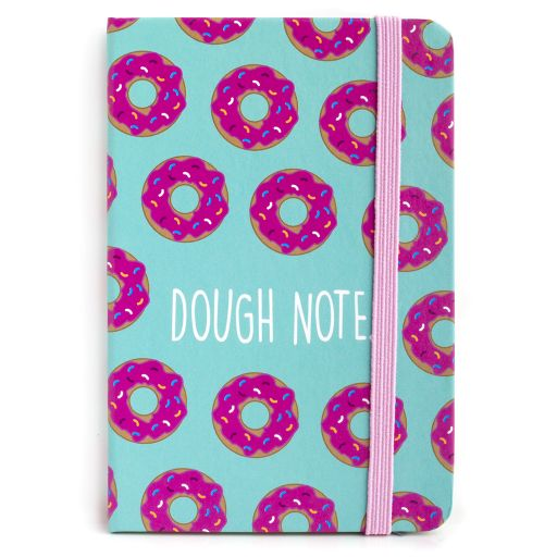 Notebook I saw this - Dough Notes