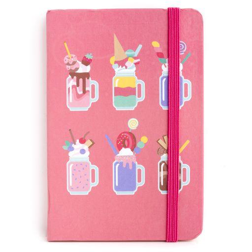 Notebook I saw this - Milkshake