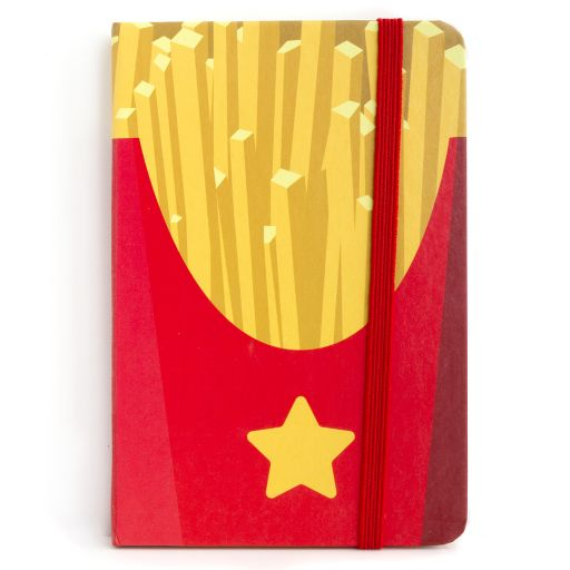 Notebook I saw this - Fries