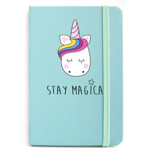Notebook I saw this - Stay Magical
