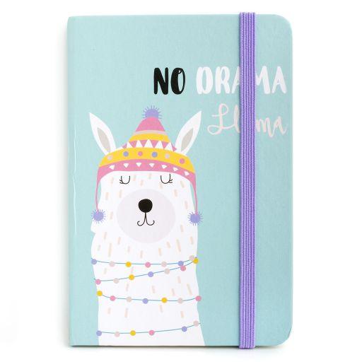 Notebook I saw this - No Drama Llama