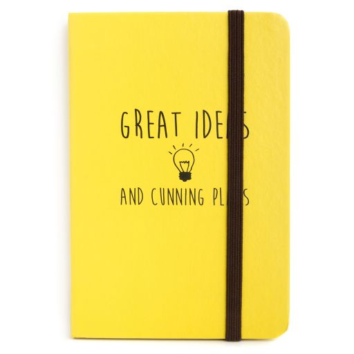 Notebook I saw this - Great Ideas
