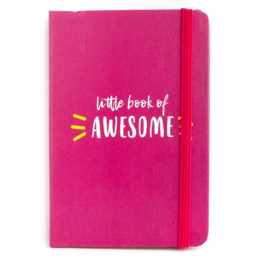 Notebook I saw this - Awesome