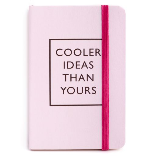Notebook I saw this - Cooler Ideas