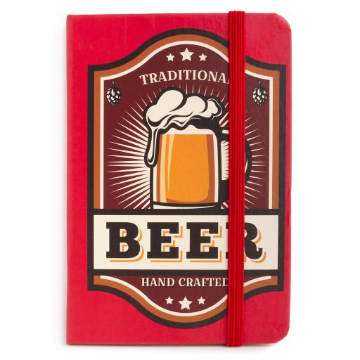 Notebook I saw this - Beer