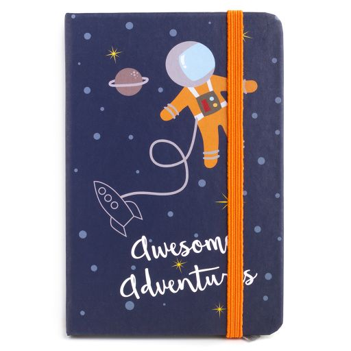 Notebook I saw this - Spaceman