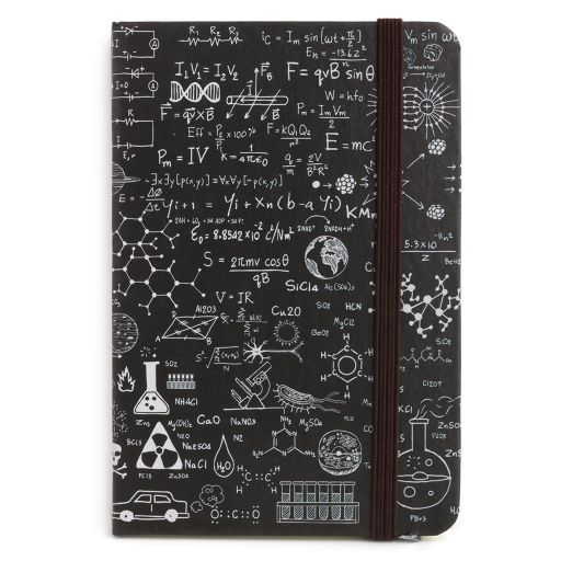 Notebook I saw this - Chalkboard