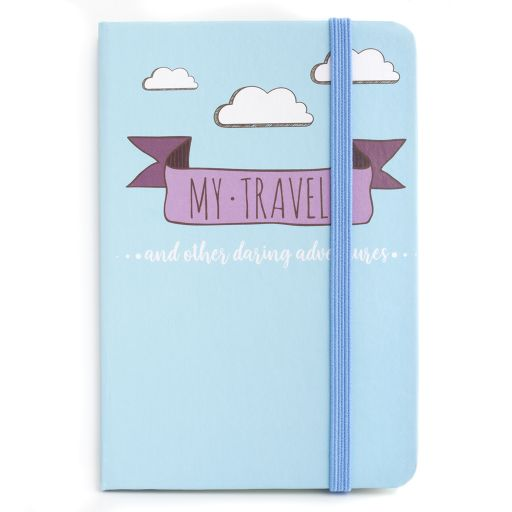 Notebook I saw this - Travels