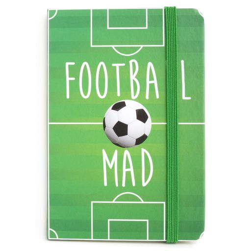 Notebook I saw this - Football