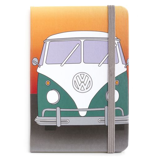 Notebook I saw this - VW Camper