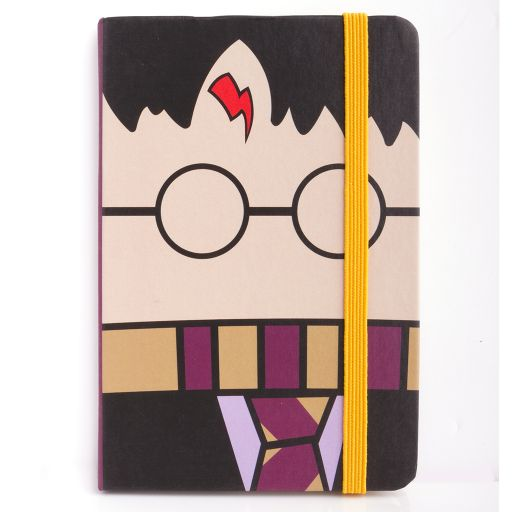 Notebook I saw this - Harry Potter
