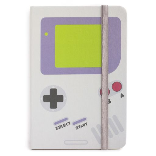 Notebook I saw this - GameBoy