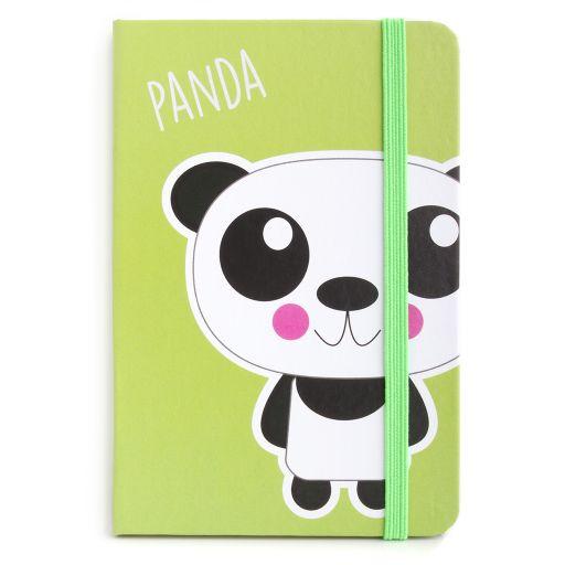 Notebook I saw this - Panda