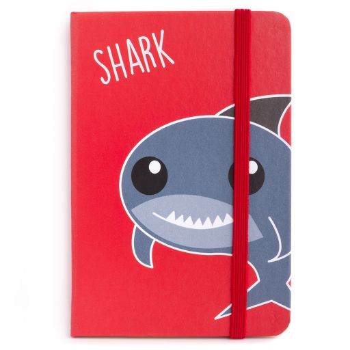 Notebook I saw this - Shark