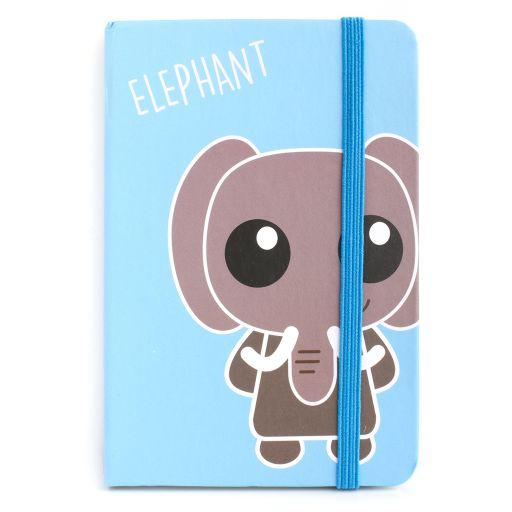 Notebook I saw this - Elephant