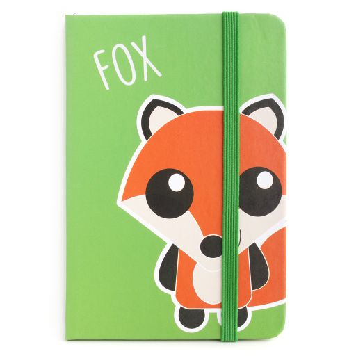Notebook I saw this - Fox