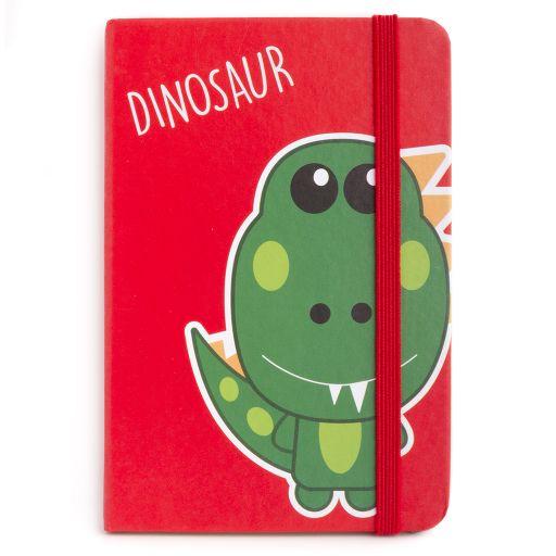 Notebook I saw this - Dinosaurus