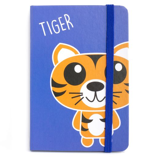 Notebook I saw this - Tiger