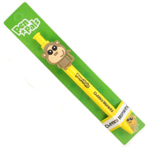 P8 - Pen Pal - Cheeky - Monkey