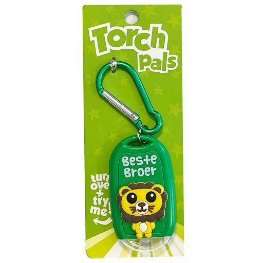 Torch Pal - TPD26 -  Beste Broer (Leeuw)