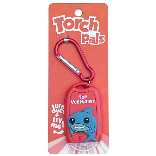 Torch Pal - TPD40 - Top Voetballer (Haai)