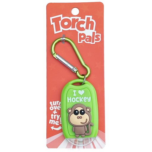 Torch Pal - TPD41 - I ♥ Hockey (Aapje)