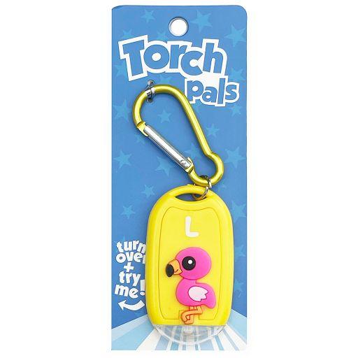 Torch Pal - TPD118 - L - Flamingo