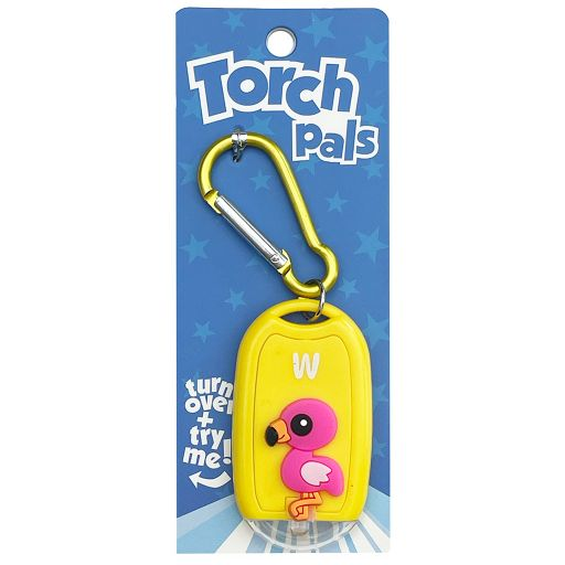 Torch Pal - TPD163 - W - Flamingo