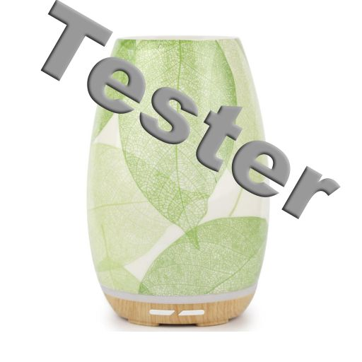 TESTER Aroma Diffuser - Green Leaves ** NIEUW **