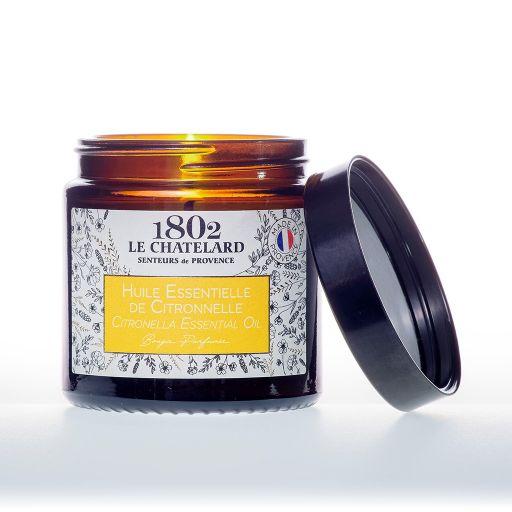 LC1802 - Candle Scented - BAUT-064 - Citronella - 80 gram