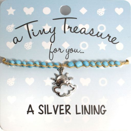 Tiny Trease armband - A Silver Lining