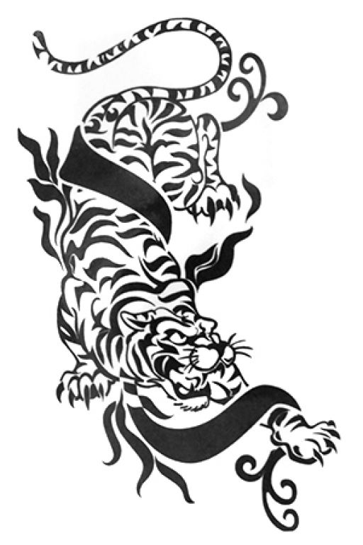 Temporary Tattoo 48