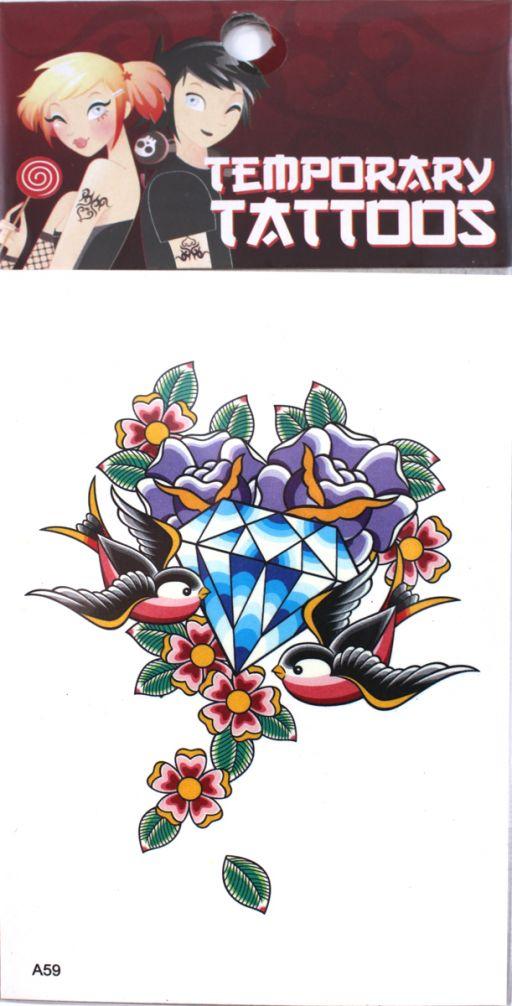 Temporary Tattoo 59