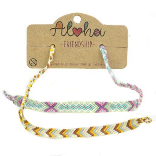 Aloha - AL118 - vriendschapsbandje