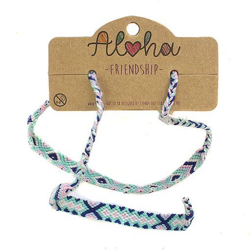 Aloha - AL58 - vriendschapsbandje