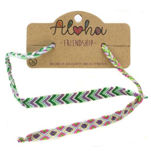 Aloha - AL90 - vriendschapsbandje