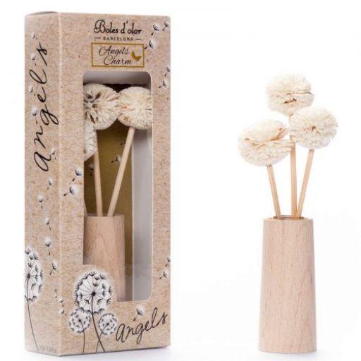 Boles d'olor Angels - houten bloem geurdiffuser - Angels Charm