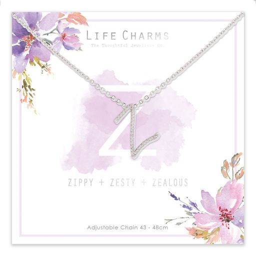 483026 - Life Charms - ANZ - Collier - letter Z