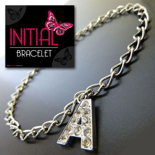 Armband - Initial Jewellery - Letter A