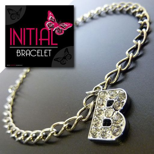 Armband - Initial Jewellery - Letter B