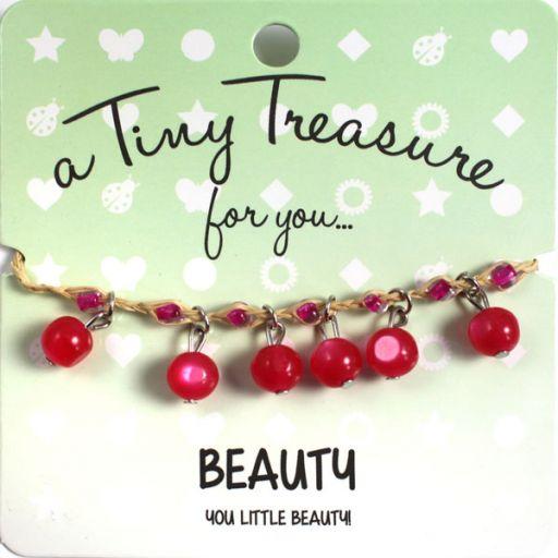 Tiny Treasure Armband - Beauty