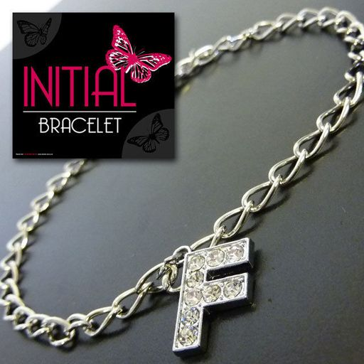 Armband - Initial Jewellery - Letter F