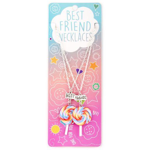 Best Friend Necklace - Ketting - Lollipops - BFN07