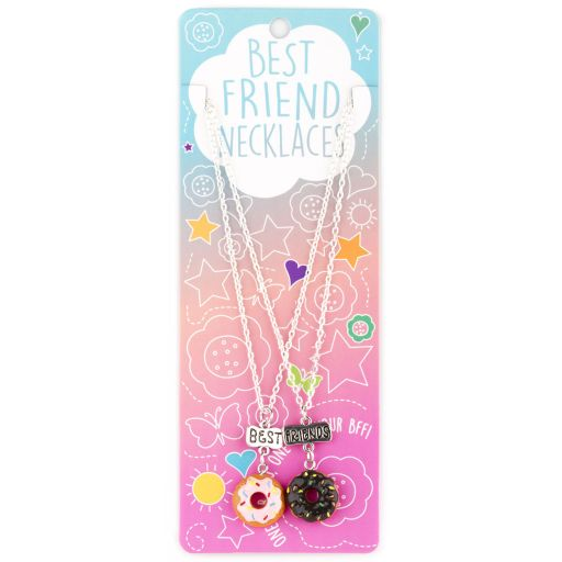 Best Friend Necklace - Ketting - Doughnuts - BFN08