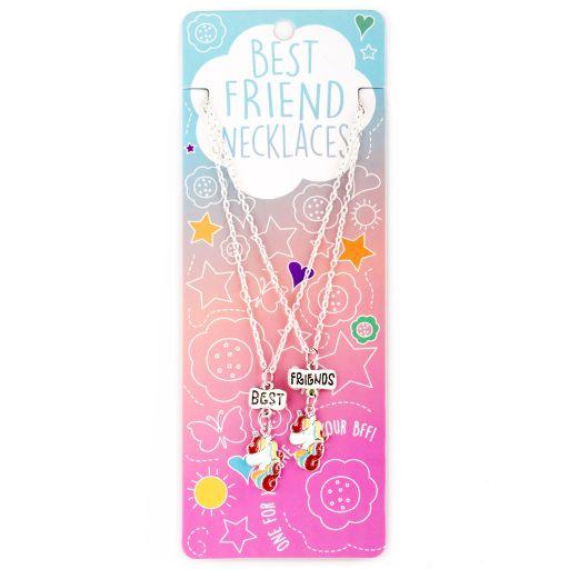 Best Friend Necklace - Ketting - Unicorns - BFN11