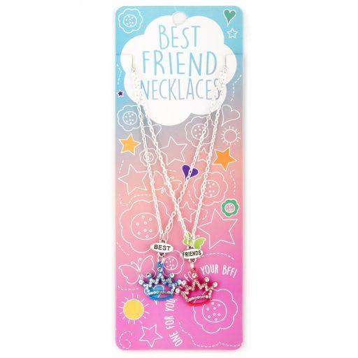 Best Friend Necklace - Ketting - Crown - BFN17