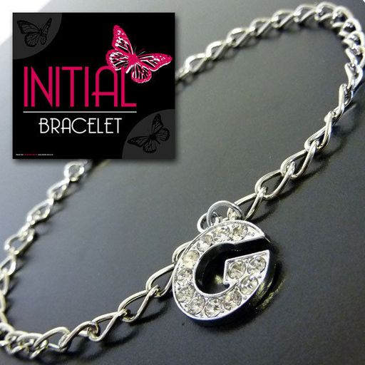Armband - Initial Jewellery - Letter G